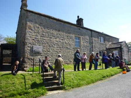 Airton Meeting House near Malham, Yorkshire Dales