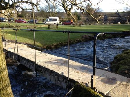 Malham Post Office Bridge, Malham, Yorkshire Dales
