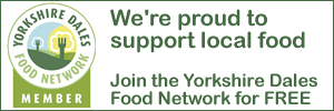 Yorkshire Dales food, drink & local produce