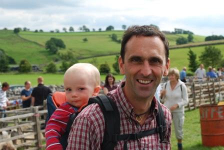 Malham Show Smiles, photo Chris Wildman