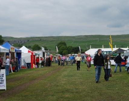 Malhamdale Show, Yorkshire Dales, photo Chris Wildman