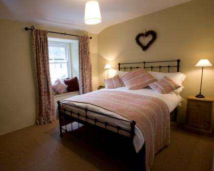 Master Bedroom, Rose Cottage, Malham, Yorkshire Dales