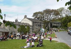 Malham Village Green